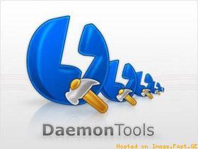 Daemon tools 4.09