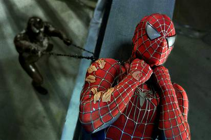 spider-man 3 (ადამიანი ობობა 3)