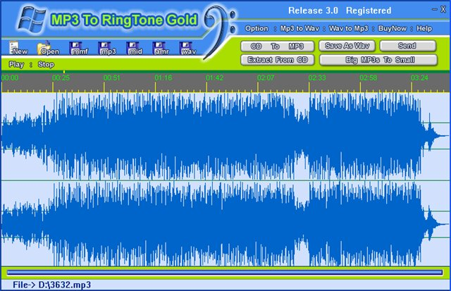 Mp3 To RinGtone GoLd