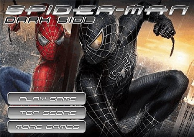 spider-man 3(game)