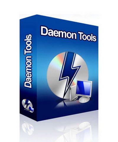 Daemon tools (4.10)