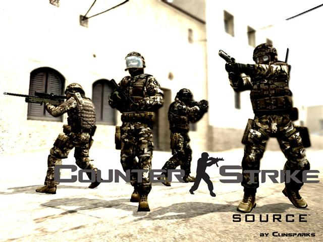 Counter Strike Picture Gallery Cs_source