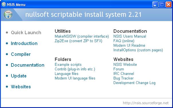 Nullsoft Install System