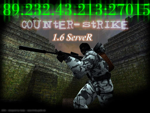 Cs 1.6 ServeR (1sT | ServeR) Enjoy Playing In 1sT | ServeR..